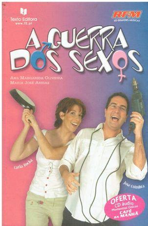 11200 A Guerra dos Sexos de Ana Margarida Oliveira e Maria José Areia