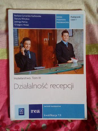 Działaność recepcji Tom III Kwalifikacja T.11