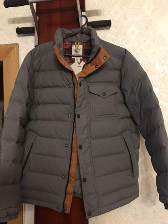 Продам куртку пуховик Timberland,не Alfa,Levis.Состояние новый.