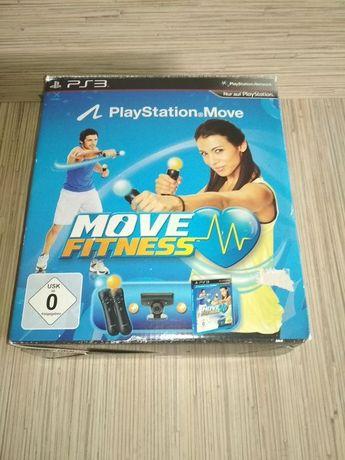 2x kontroler Move +kabelek USB +kamerka PS3