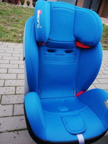 Fotelik samochodowy espiro Kappa niebieski 9-36 kg