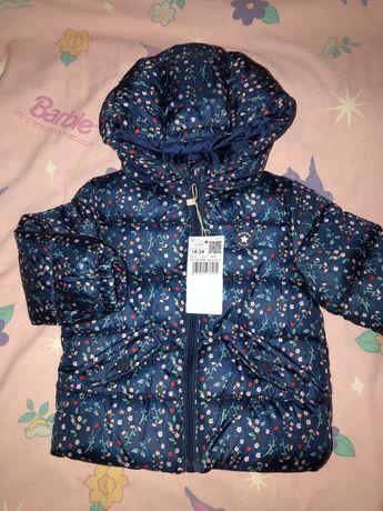 Куртка теплая Mango 18-24