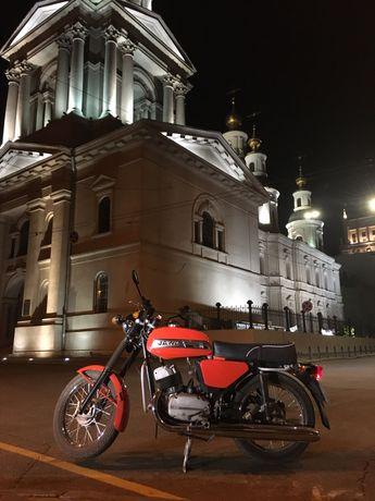 Ява 634 мотоцикл Jawa 634