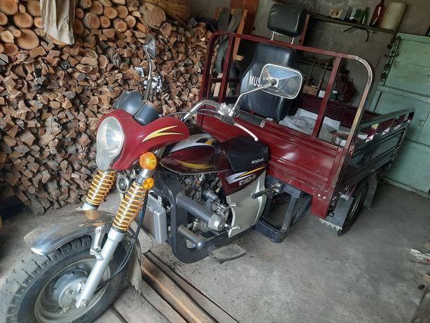 Продам трицикл в новом состоянии