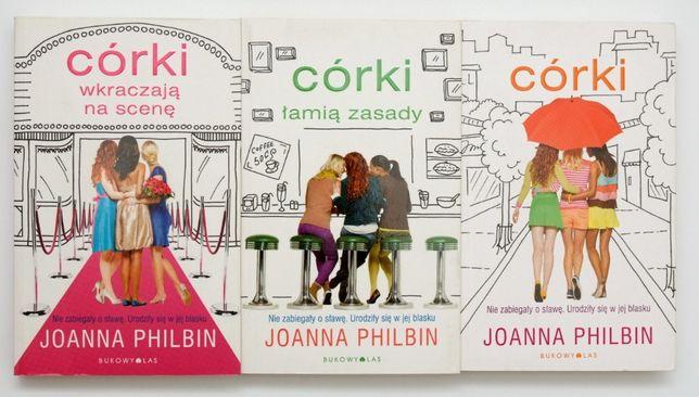3 książki Joanny Philbin