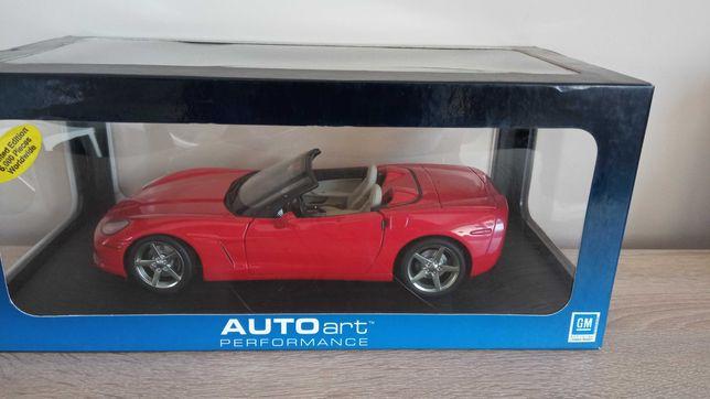 Chevrolet Corvette C6 Autoart 1:18