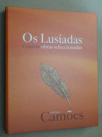 Os Lusíadas e Outras Obras Seleccionadas de Luís de Camões