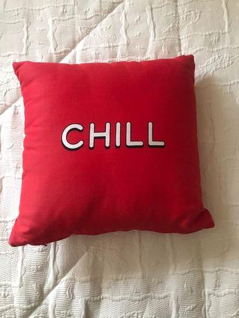 Almofada Chill - Inspiração Netflix