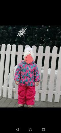 Акция! Продам термокомбинезон libellule зимний. Платье в подарок!