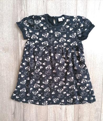 Disney Baby 98 jak nowa sukni Myszka Minnie