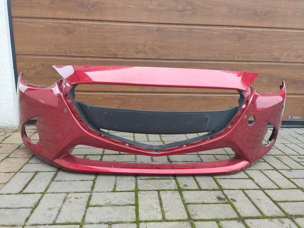 Zderzak przód przedni Mazda 2  14-r