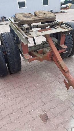 Wózek dolly wózek pod naczepe