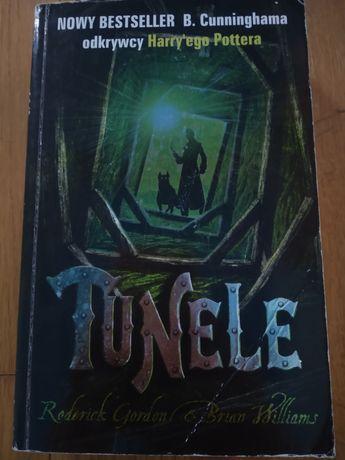 Tunele (powieść przygodowa, dla młodzieży)