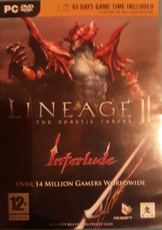 Jogo PC Lineage 2 The Chaotic Throne