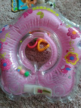 Круг детский надувной для купания