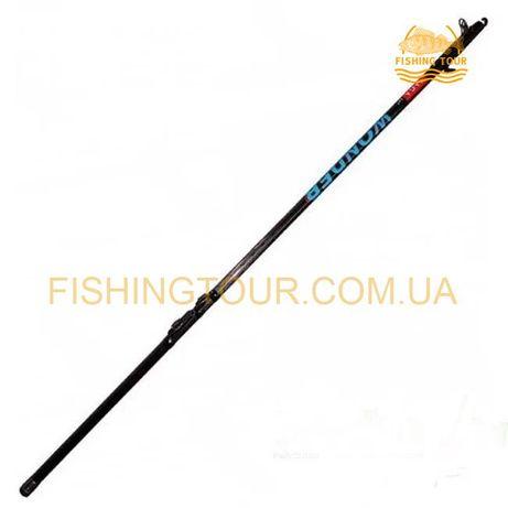 Удочка болонская и маховая Sagafish Wonder 4- 7 м карбон.