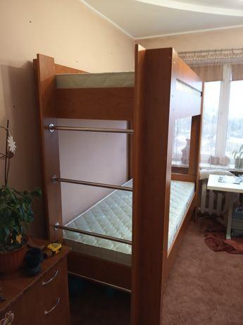 Ліжко двояросне 200-90