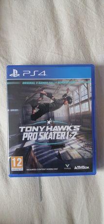 Tony Hawk Pro Skater 1+2 (PS4)