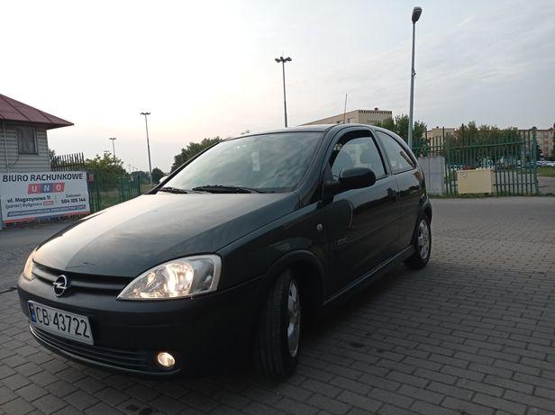 Opel corsa C 1.2 Benzyna/klima/stan bdb