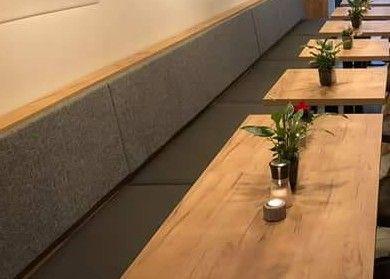 Ławka restauracyjna loża barowa klubowa meble do gastronomi producent