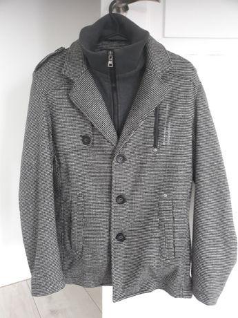 Ciepły jesienny płaszcz rozmiar S - kurtka
