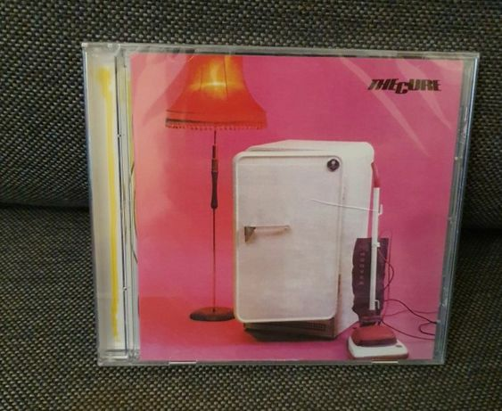 The cure oraz nine inch nails komplet