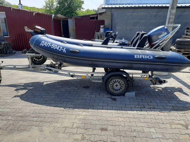 продам лодка, риб ,катер,човен RIB BRIG F400