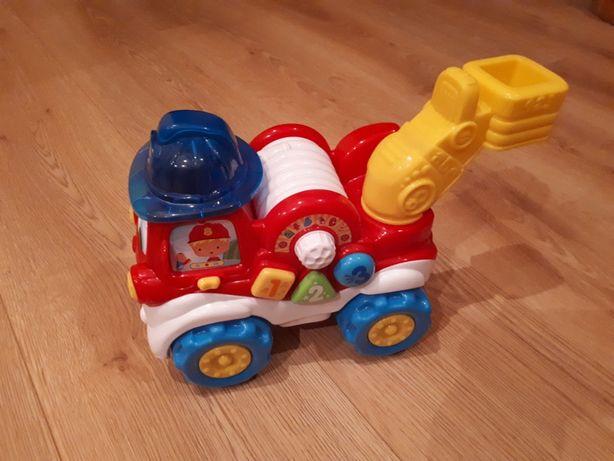 Wóz strażacki Clementoni