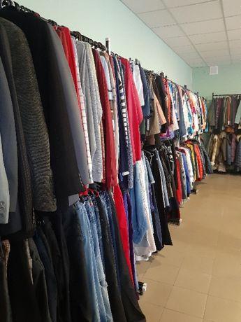 Продам одяг секонд-хенд та обладнання для магазину!!!