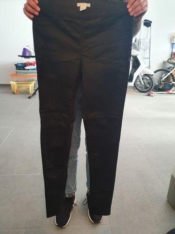 Calcas slim pretas H&M
