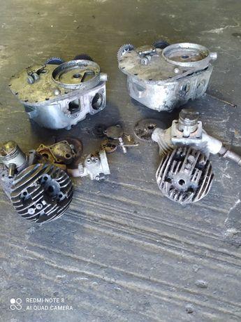 2 motores pachancho para venda