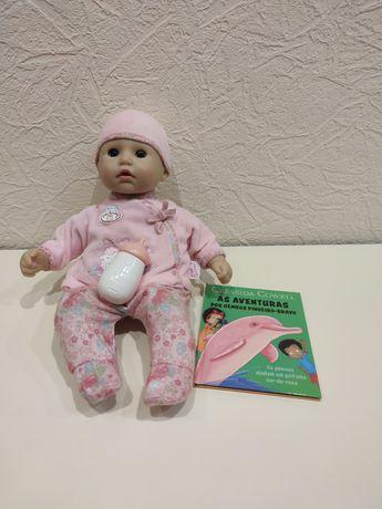Интерактивная кукла Анабель