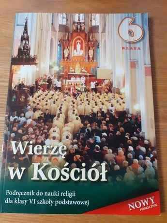 Podręcznik do Religii kl.6