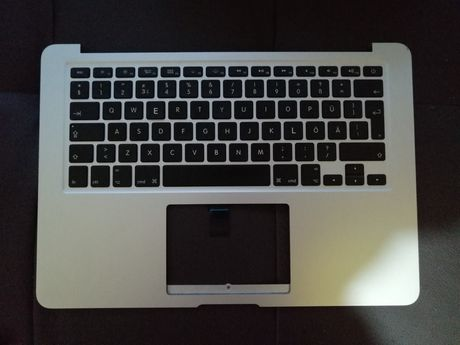 Palmrest para Macbook air a1466