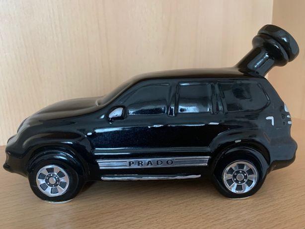 Штоф, бутылка Джип Toyota Land Cruiser PRADO