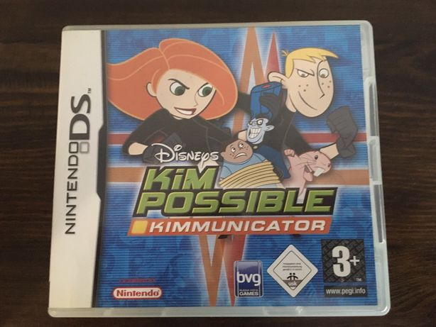 Nintendo DS Kim Possible Kimmunicator