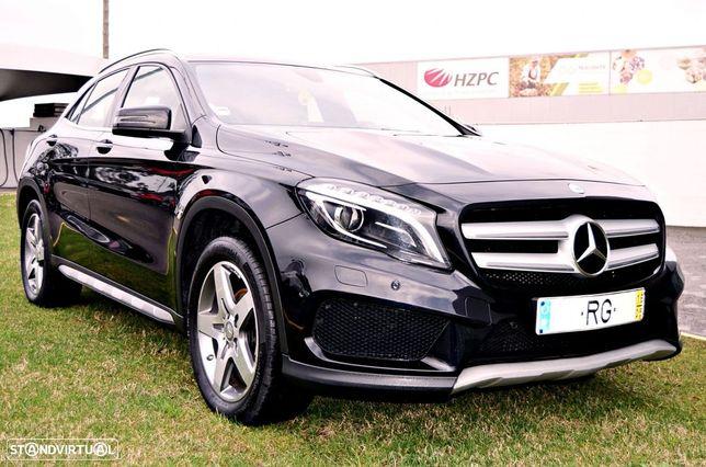 Mercedes-Benz GLA 180 CDI AMG