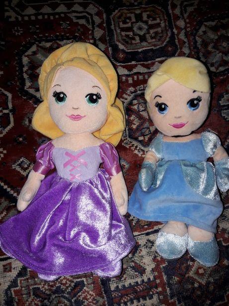 Принцессы Disney дисней 2 куклы за 65 грн
