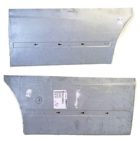 MERCEDES VITO W638 96- reperaturka poszycie drzwi przednich przód