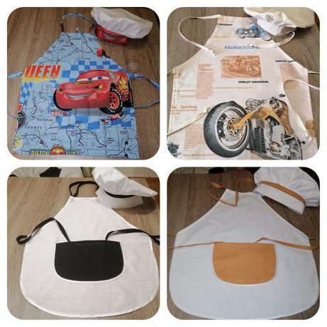 Фартук детский фартук кухонный фартуху для мальчика передник на кухню