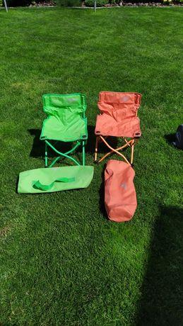 Krzesła foteliki dla dzieci rozkladane