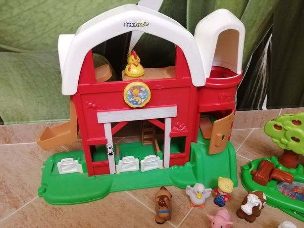 Farma grająca ze zwierzętami