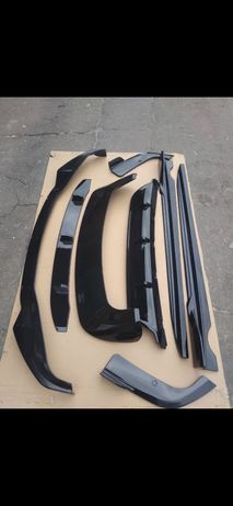 Полный комплект обвеса для BMW X5 G05 Paradigma