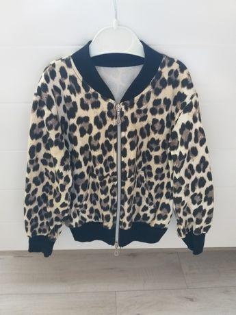 Panterkowa bluza 104