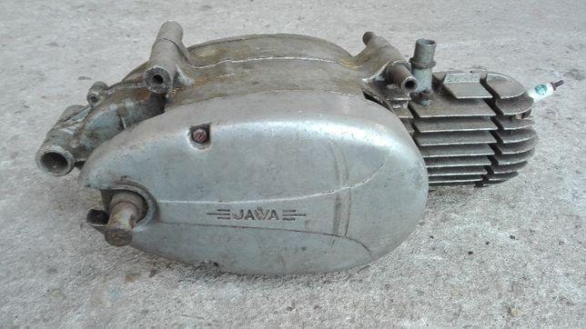 Silnik Jawa Jawka na pedały