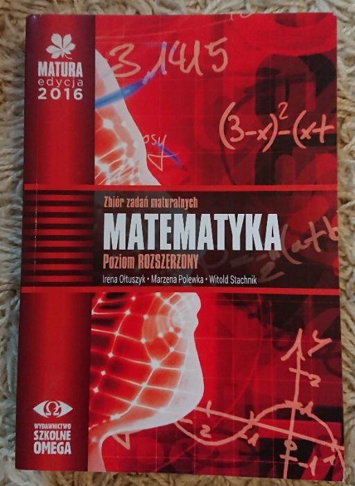 Matematyka zbiór zadań maturalnych wydawnictwo szkolne Omega Kraków - image 1