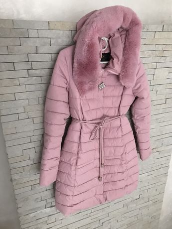Куртка пальто s-m демисезонна