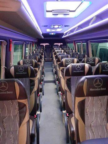 Wynajem busów na imprezy okolicznościowe,wesela,kawalerskie,panieńskie