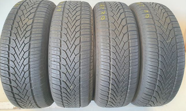 4x 215/65/16 Semperit Speed- Grip 2 98H OZ280
