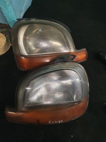 Lampa reflektor Renault Kangoo